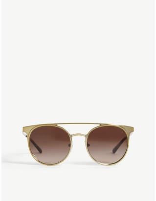 Michael Kors Grayton round-frame sunglasses