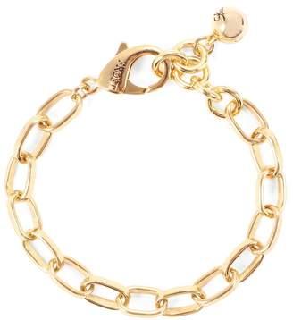 Lulu Frost Oval Link Chain Plaza Bracelet Base - High Shine