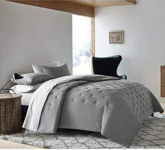 ED Ellen Degeneres Marina Grey Full/Queen Quilt Bedding