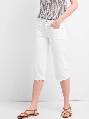 Gap High Rise Super Crop Jeans