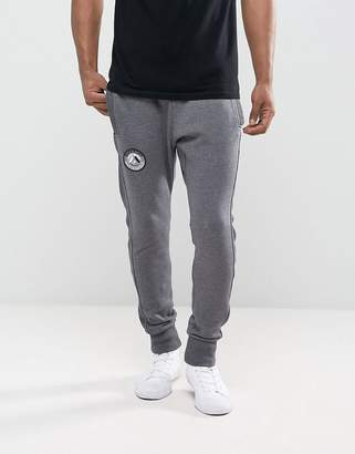 Superdry Cuffed Jogger With Badge