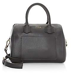 Furla Women's Alba S Leather Satchel