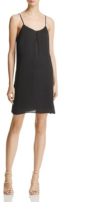 L'Academie The Mini Slip Dress $145 thestylecure.com