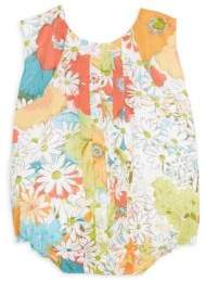 Isabel Garreton Baby's Isabel Watercolor Romper
