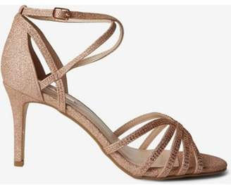 Dorothy Perkins Womens Rose Gold 'Baylee' Sandals