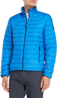 Fresh Brand Quilted Down Puffer Jacket