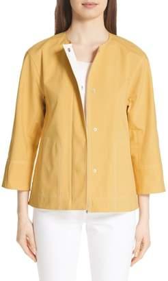 Lafayette 148 New York Milo Zip Jacket