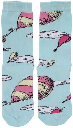 Elope Oh! The Places You'll Go Crew Socks