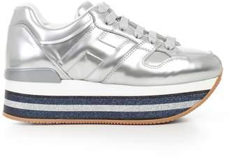 Hogan Maxi Sport Inspired Sneakers