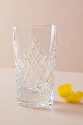 Soho Home Barwell Cut Crystal Highball Glass