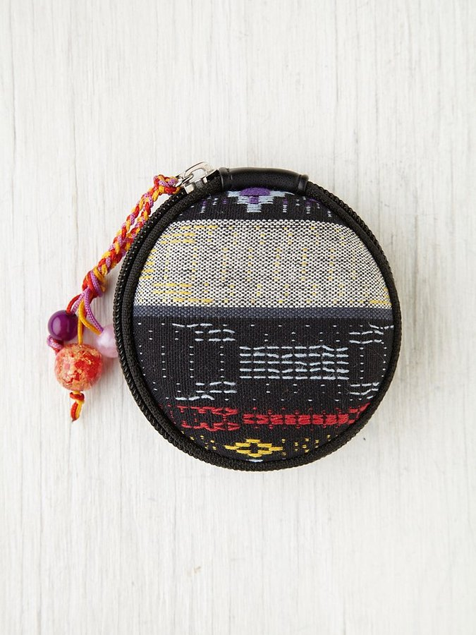 Free People Ear Phone Pouch