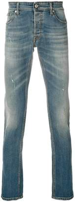 Just Cavalli distressed faded jeans