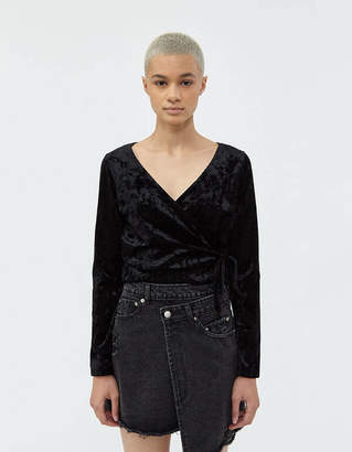 Which We Want Halden Blouse in Black