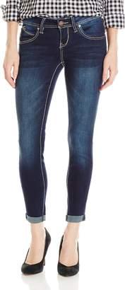 YMI Jeanswear Junior's Wannabettabutt Heavy Stitch Anklet