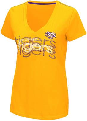 G-iii Sports Women's Lsu Tigers Away Game T-Shirt