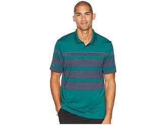 adidas Ultimate Engineered Stripe Polo Men's Clothing