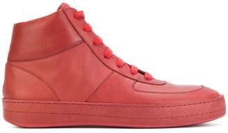 Ann Demeulemeester high-top sneakers