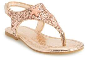 WellieWishers from American Girl Camille Glitter Thong Sandal