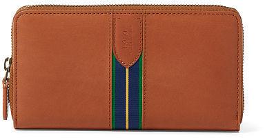 Polo Ralph LaurenPolo Ralph Lauren Leather Accordion Wallet