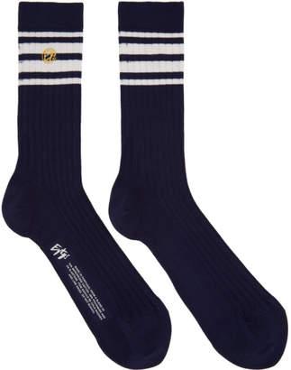 Eytys Navy Kelly Socks