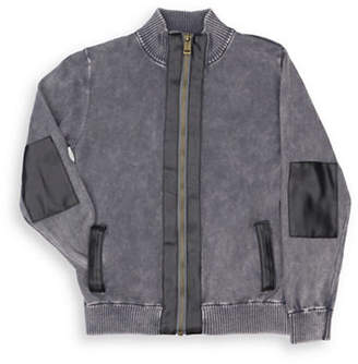 Guess Zip Cotton Sweater