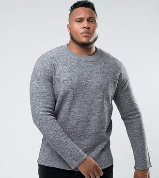 Bellfield Plus Felt Sweatshirt