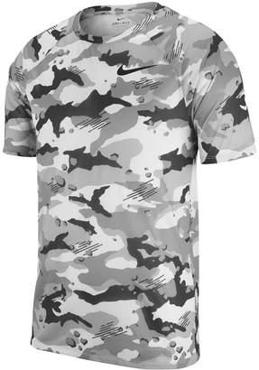 95937f18 Nike Men Dry Legend Camo-Print T-Shirt