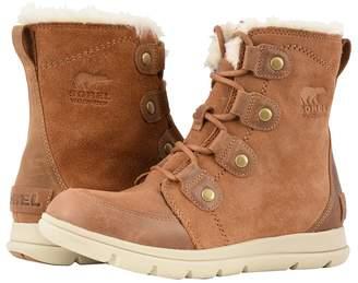 Sorel Explorer Joan Women's Lace-up Boots
