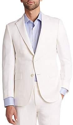 Saks Fifth Avenue Men's COLLECTION BY SAMUELSOHN Classic-Fit Silk& Linen Sportcoat