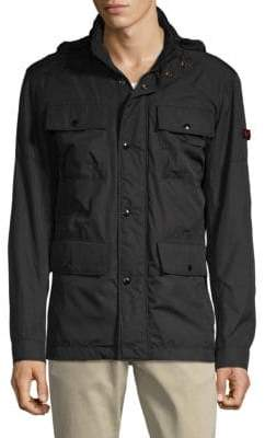 Strellson Flap-Pocket Jacket