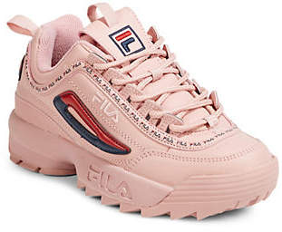 Fila Women's Disruptor 2 Premium Repeat Sneakers