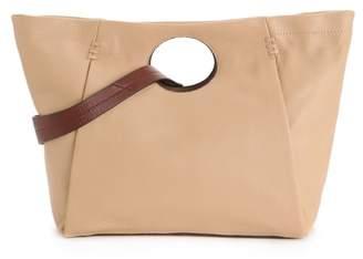 Vince Camuto Bea Leather Shoulder Bag