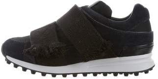 3.1 Phillip Lim Round-Toe Low-Top Sneakers