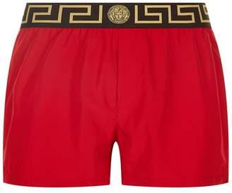 Versace Iconic Greca Medusa Swim Shorts