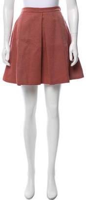 Kenzo A-Line Mini Skirt