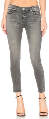 Hudson Jeans Nico Ankle Skinny $210 thestylecure.com