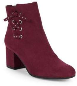 Sam Edelman Vinnie Lace-Up Booties