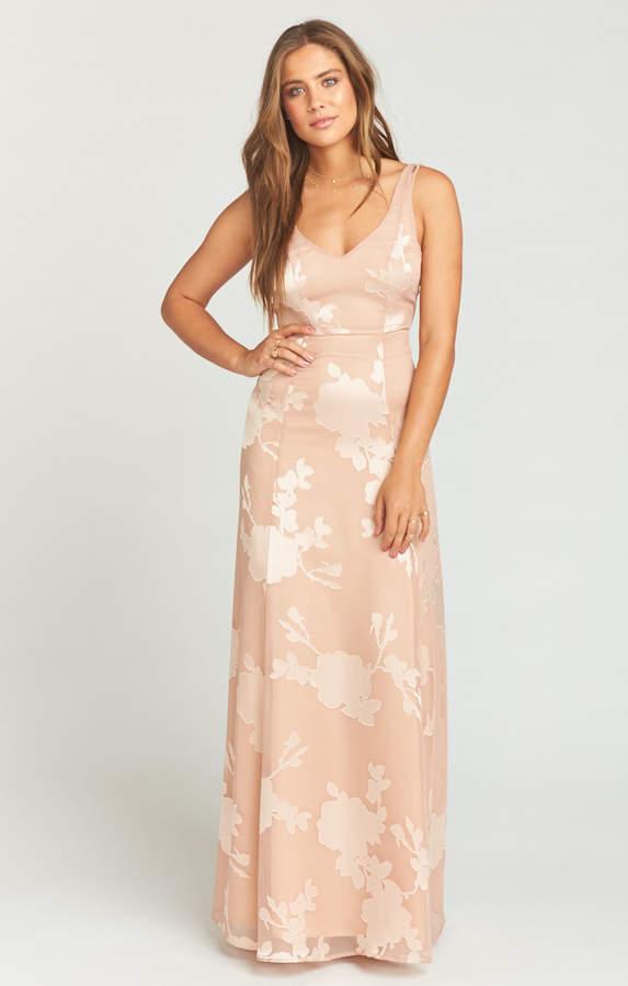 Show Me Your Mumu Jenn Maxi Dress ~ Otherwise Engaged