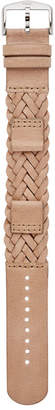 Fossil 18mm Blush Leather Watch Strap