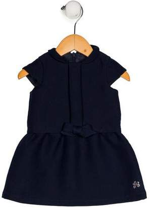 Tartine et Chocolat Girls' Short Sleeve Flared Dress