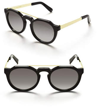 SUNDAY SOMEWHERE Heeyeh 51mm Aviator Sunglasses