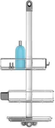 Simplehuman Adjustable Shower Caddy Plus Bedding