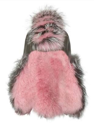 Gigi Burris Millinery Fur trapper hat