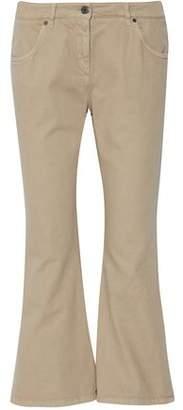 Brunello Cucinelli Mid-Rise Flared Jeans