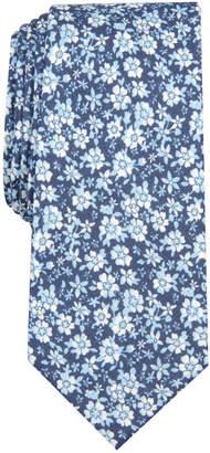 Bar III Men Cedar Floral Skinny Tie