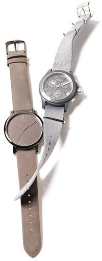 Timex 'Easy Reader' Leather Strap Watch, 42Mm 2