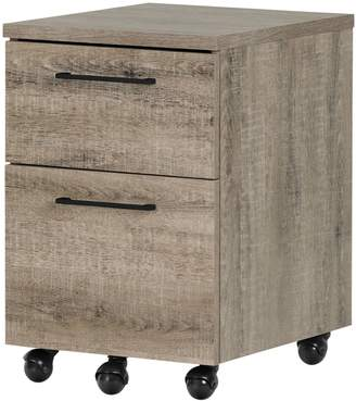 Munich South Shore 2-Drawer Mobile File Cabinet