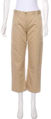 Organic by John Patrick Mid-Rise Straight-Leg Pants w/ Tags