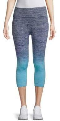 Electric Yoga Faded Capri Pants