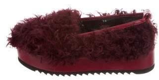 Baldan Mongolian Platform Loafers